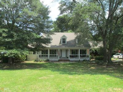 Oxford Single Family Home For Sale: 410 Old Highway 81