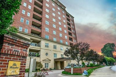 The Winston Condo/Townhouse For Sale: 3657 Peachtree Rd #2 - C