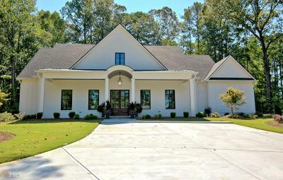 Peachtree City Single Family Home For Sale: 525 Golfview Dr