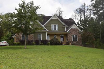 Griffin Single Family Home For Sale: 534 Deerlake Dr