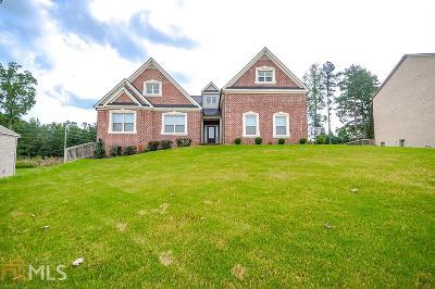 Stockbridge Single Family Home For Sale: 281 Ironwood