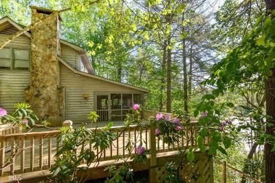 Lakemont Single Family Home For Sale: 1027 Presshaven Hill