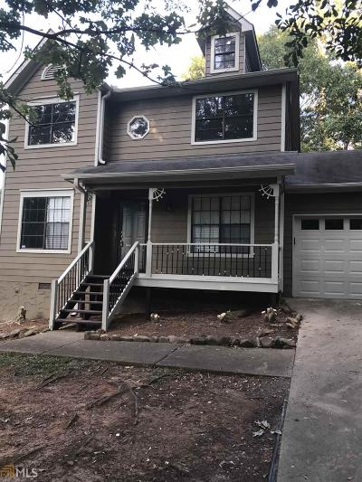 Clayton County Single Family Home Back On Market: 3015 Carriage