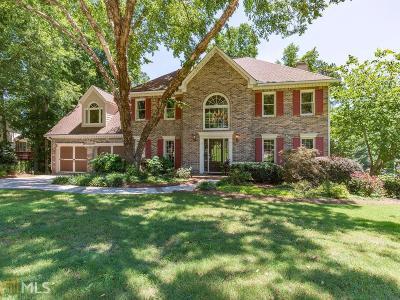 Acworth Single Family Home For Sale: 5842 Brookstone Overlook