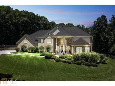 Woodstock Single Family Home For Sale: 2269 E Cherokee Dr
