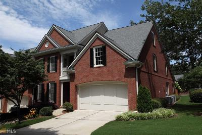 Roswell Condo/Townhouse For Sale: 7775 Georgetown Chase