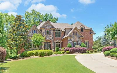 Alpharetta, Duluth, Johns Creek, Suwanee Single Family Home For Sale: 8340 Colonial Pl