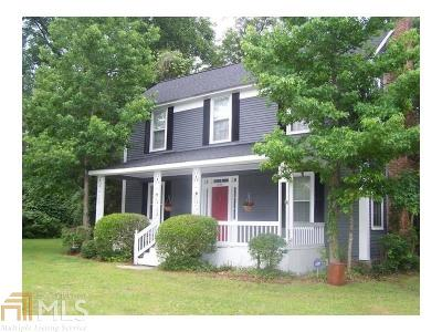 Dekalb County Single Family Home For Sale: 1226 Rock Chapel Rd