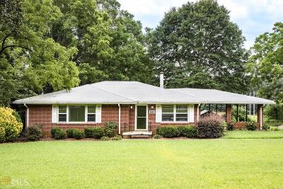 East Point Single Family Home For Sale: 2338 Ben Hill Rd
