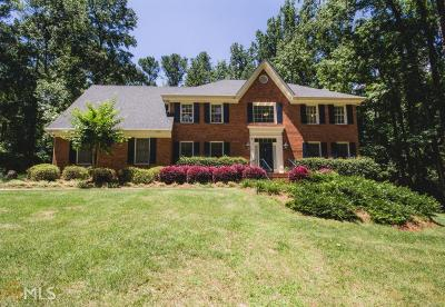 Snellville Single Family Home For Sale: 3721 Lee Rd
