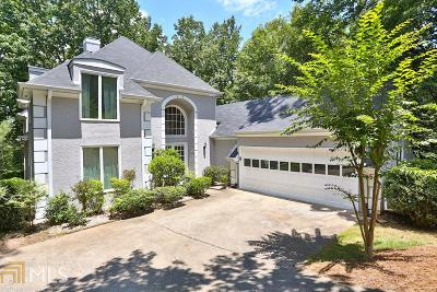 Johns Creek Single Family Home For Sale: 530 Mount Everest Way
