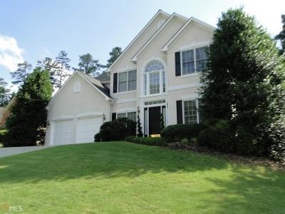 Suwanee Single Family Home For Sale: 3502 Morning Creek Ct