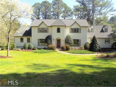 Cherokee County Single Family Home For Sale: 165 Crowe Rd