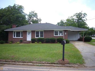 Elbert County, Franklin County, Hart County Single Family Home For Sale: 139 Clairmont