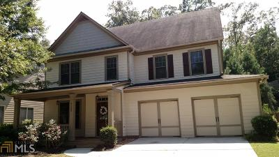 Lithia Springs Single Family Home For Sale: 9124 Loxford St