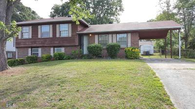 Clayton County Single Family Home For Sale: 7368 Bluestone Dr