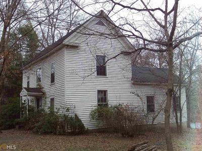 Suwanee Single Family Home For Sale: 653 White St