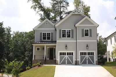 Chamblee Single Family Home For Sale: 1919 Sandlewood Ln