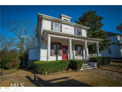 Marietta Commercial For Sale: 268 Church St