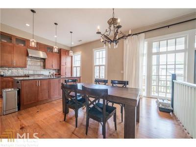 Roswell Condo/Townhouse For Sale: 65 Sloan St #2