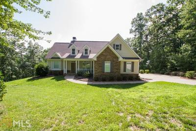 Dawson County Single Family Home For Sale: 746 Amicalola Woods Dr