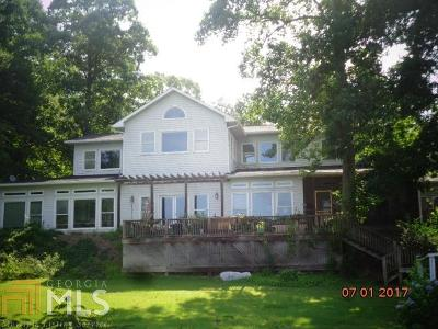 Jackson Single Family Home Under Contract: 196 Harris Rd