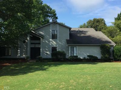 Johns Creek Single Family Home For Sale: 5220 Skidaway