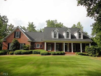 Coweta County Single Family Home For Sale: 65 Lone Oak Ct