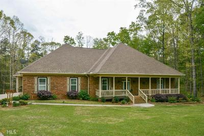 Buford Single Family Home For Sale: 3978 Hamilton Mill Rd