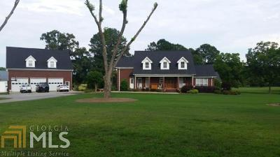 Butts County Single Family Home For Sale: 1354 Fincherville Rd