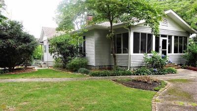 Atlanta Single Family Home For Sale: 1181 Boat Rock