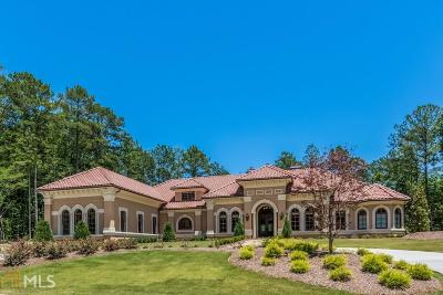 Acworth Single Family Home For Sale: 4416 Oglethorpe Loop