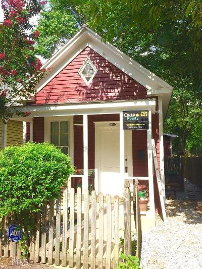 Cabbagetown Single Family Home For Sale: 190 Berean Ave