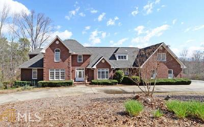 Clarkesville Single Family Home For Sale: 135 Winter Ct