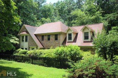 Fulton County Single Family Home For Sale: 13250 Bethany Rd