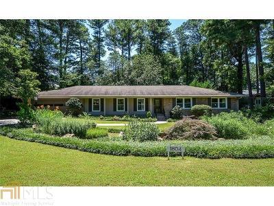 Dekalb County Single Family Home For Sale: 1804 Crestline Dr