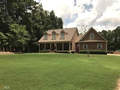 Newnan Single Family Home For Sale: 265 Waters Edge Ln