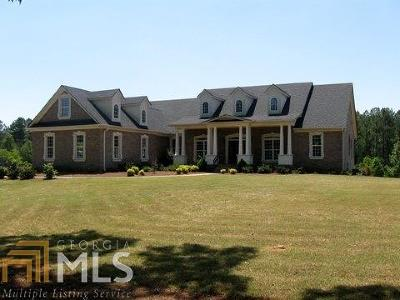 Social Circle GA Single Family Home For Sale: $399,900