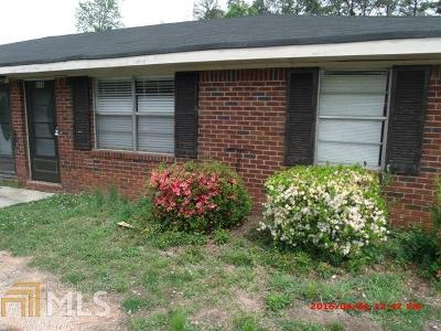 Clayton County Multi Family Home For Sale: 505 Highway 138 W #509