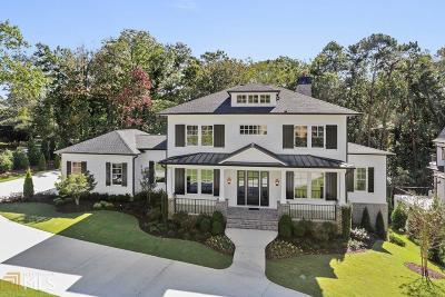 Buckhead Single Family Home For Sale: 4011 Whittington Dr