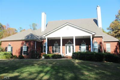 Locust Grove Single Family Home For Sale: 1537 S Ola Rd