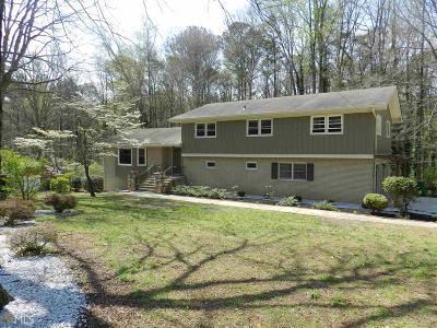 Stone Mountain Single Family Home For Sale: 2061 Hessian Ct