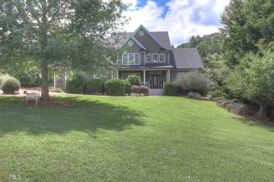 Griffin Single Family Home For Sale: 301 Hutchinson Farms Rd