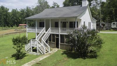 Cumming Single Family Home For Sale: 6315 Riley Rd