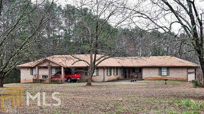 Conyers Single Family Home For Sale: 1955 Flat Shoals Rd
