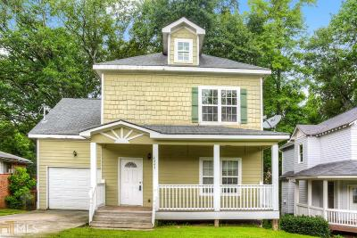 Fulton County Single Family Home For Sale: 2447 Claude St
