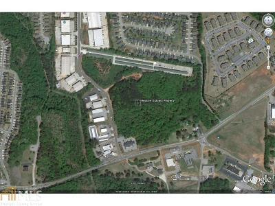 Mcdonough Residential Lots & Land For Sale: McDonough Pkwy