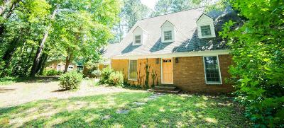 Fayetteville Single Family Home For Sale: 139 Grant Rd
