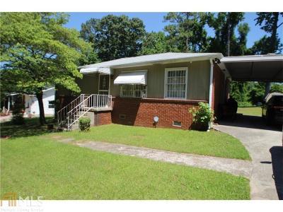 Atlanta Single Family Home Back On Market: 631 Steve Dr