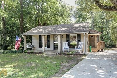 Fulton County Single Family Home For Sale: 1851 Volberg St